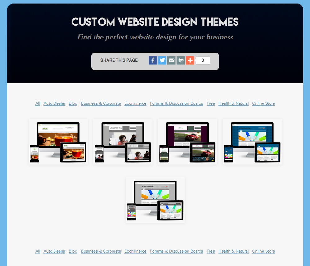 Monkey Business Custom Themes Marketplace