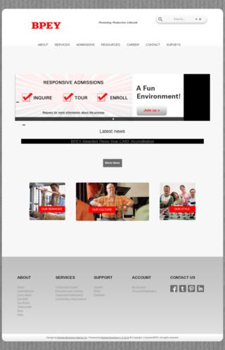 covenantbpeyga.com runs on Monkey Business