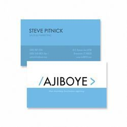 Business Cards ( Box of 100pc )
